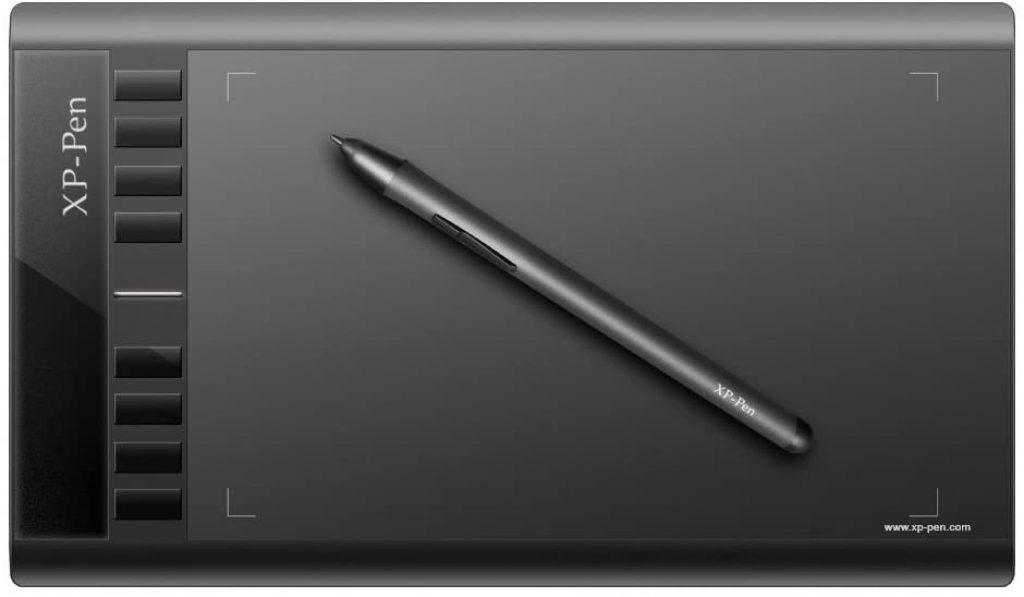 tablette graphique XP-Pen Star03 V2 avis