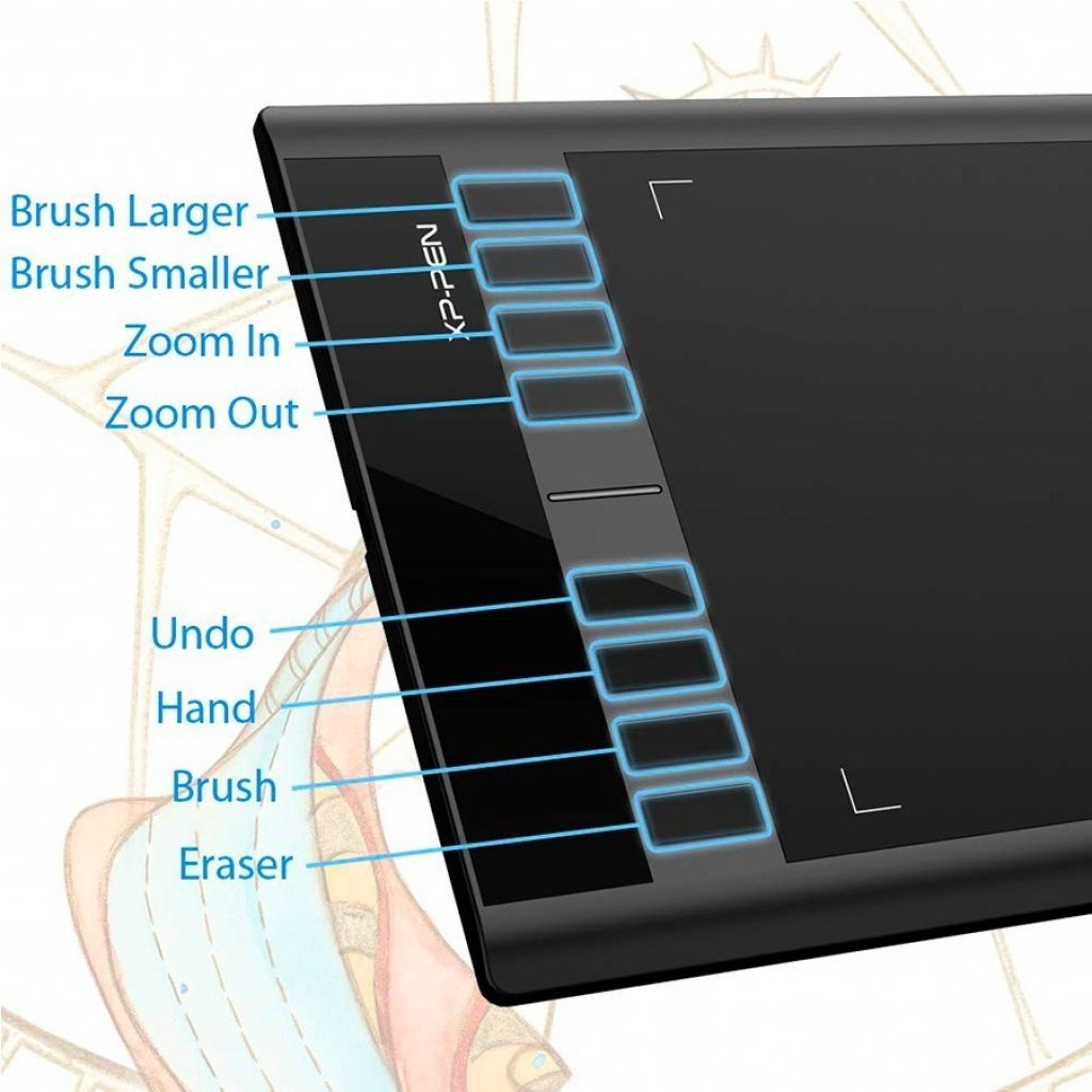 tablette XP-Pen Star03 V2 test et avis